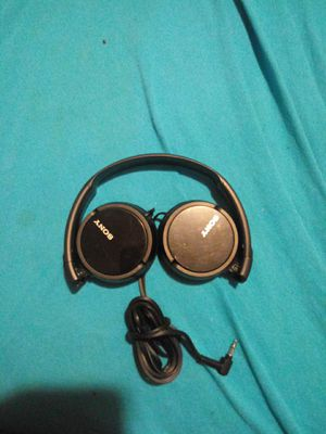 Sony stereo headphones for Sale in Spring Hill, FL