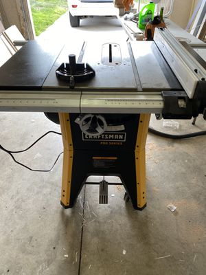 Craftsman table saw for Sale in Lehigh Acres, FL