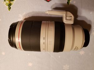 Canon 100 - 400 IS II for Sale in Chandler, AZ