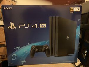 PS4 Pro 1TB! for Sale in Baytown, TX