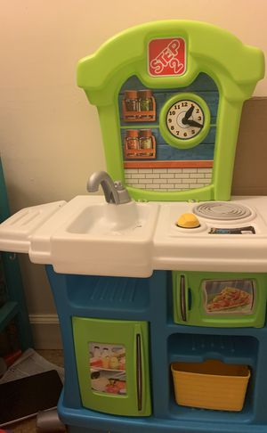 Toy kitchen set for Sale in Washington, DC