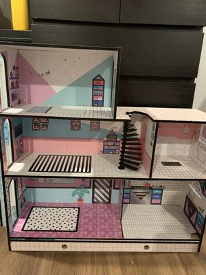 Lol doll house for Sale in Chicago, IL