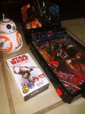 Collectable star wars games toys for Sale in Corpus Christi, TX