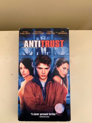 AntiTrust Video Tape for Sale in Queens, NY
