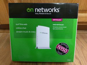 ON Networks N150R WiFi Router for Sale in Atlanta, GA