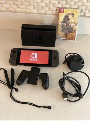 Nintendo switch black for Sale in Adamsville, AL