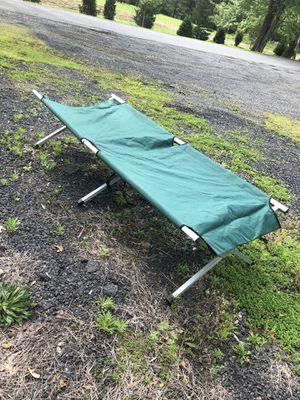 Picnic folding bed for Sale in Aldie, VA