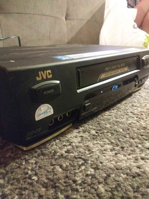 JVC VCR/ VHS Player Model:VP653 for Sale in Seattle, WA