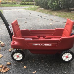 Kids Red Wagon for Sale in Lynnfield, MA