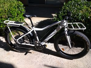 Electric Bicycle - Custom Made for Sale in San Diego, CA