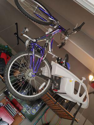 Kids bike seat for Sale in Joliet, IL