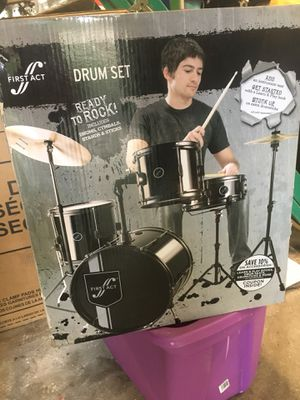Drum Set (deluxe) for Sale in Brooklyn, NY