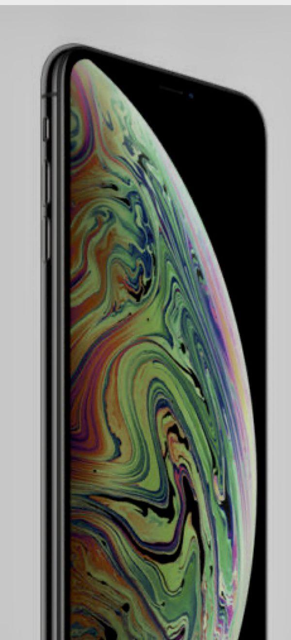iPhone XS Max 64 GB Space Grey