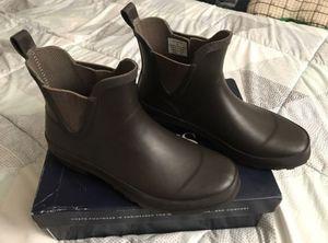 Women's Waterproof Brown Rain Boots Sz 9B for Sale in Phoenix, AZ