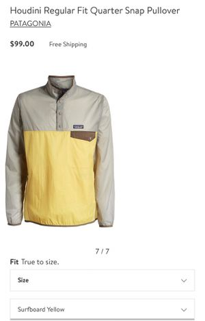 Patagonia Jacket Sz M for Sale in Beverly Hills, CA