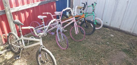 bikes ranging from 15$-5$ for Sale in San Angelo,  TX