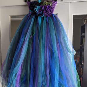 Peacock Princess Costume For 3-5 Year Olds for Sale in Long Beach, CA