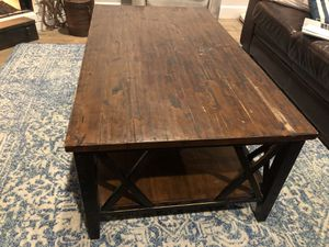 Winners only coffee table for Sale in Escondido, CA