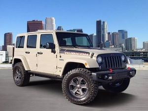 2017 Jeep Wrangler Unlimited for Sale in El Monte, CA