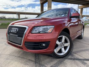 2011 Audi Q5 QUATTRO TECH PACKAGE IMMACULATE CONDITION for Sale in Dallas, TX