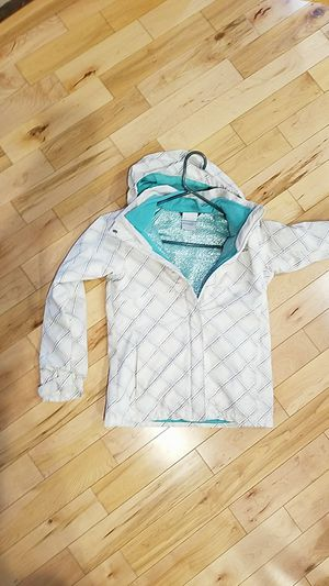Girls CASTLE snowmobile and Columbia ski jacket 10/12 exc condition & warm $60.00 each for Sale in Cadillac, MI