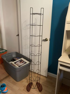 DVD Rack for Sale in Kissimmee, FL