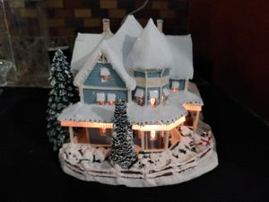 Hawthorne Village Holiday Bed and Breakfast Thomas Kinkade Christmas House for Sale in St. Petersburg, FL
