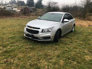 2016 Chevrolet Cruze LT only 10k miles for Sale in Auburn, WA