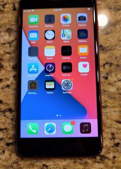 iPhone 8 Plus Red 64GB Unlocked for Sale in Vancouver,  WA