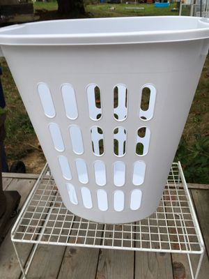 """New laundry basket 22"""" high for Sale in Marysville, WA"""