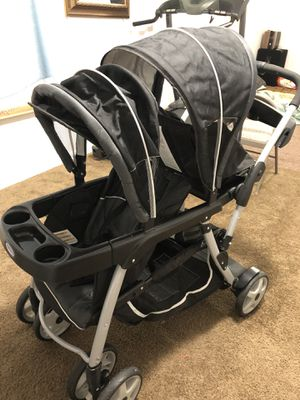 Graco double stroller for Sale in Dallas, TX