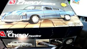 1951 chevy fleetline model car ( released in 1988) #6754 for Sale in San Bernardino, CA
