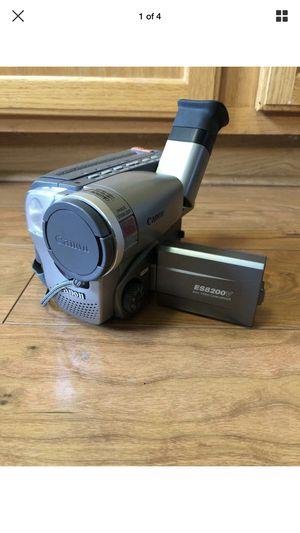 Canon handycam video recorder for Sale in Creedmoor, NC