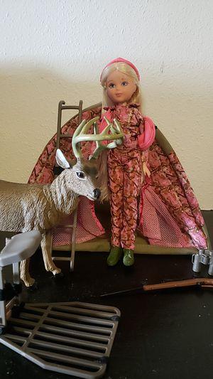 Hunting doll Cabelo's? Paradise Kids Girls' Adventure Girlz Hunting for Sale in Virginia Beach, VA