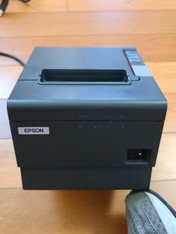 Epson Thermal Receipt Printer for Sale in Everett,  WA