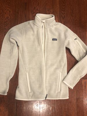 PATAGONIA SWEATER FLEECE JACKET XS for Sale in Wellesley, MA
