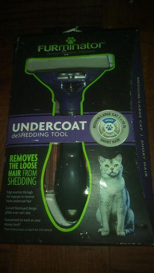 Furminator cat for Sale in Tacoma, WA