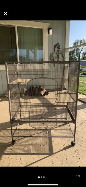 Animal Cage for Sale in Roseville, CA