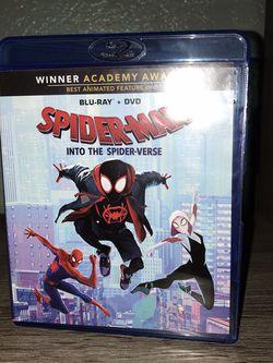 Spider-Man: Into The Spider-Verse for Sale in El Paso,  TX