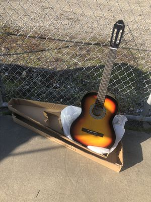 Acoustic Lylon string guitar for Sale in Livermore, CA