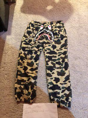 Bape Pants for Sale in Gig Harbor, WA