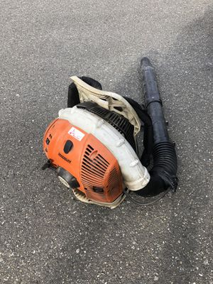 Stihl BR600 Magnum Commercial Backpack Leaf Blower As-Is for Sale in Lynnwood, WA