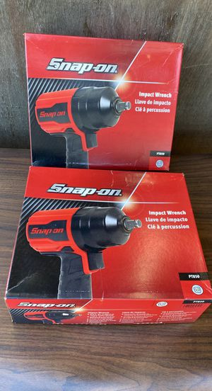 """Snap On 1/2"""" Drive Air Impact Wrench (((( $425 OBO ))) ❗️New ❗️ for Sale in Riverside, CA"""