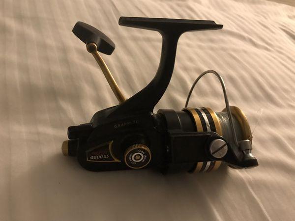 Fishing Penn 4500ss Spinning Reel Like New !