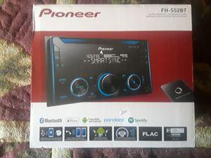 Pioneer FH-S52BT Radio Receiver for Sale in Dallas, TX
