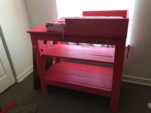 Custom Baby Changing Station for Sale in Prince George, VA