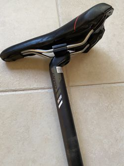 Giant Connect - Saddle & Seatpost 👍 for Sale in Deerfield Beach, FL