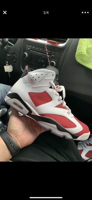 Jordan 6s for Sale in Arlington, TX
