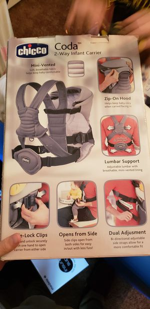 Baby carrier for Sale in Sunbury, OH