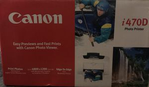 Canon i470D for Sale in Sioux City, IA
